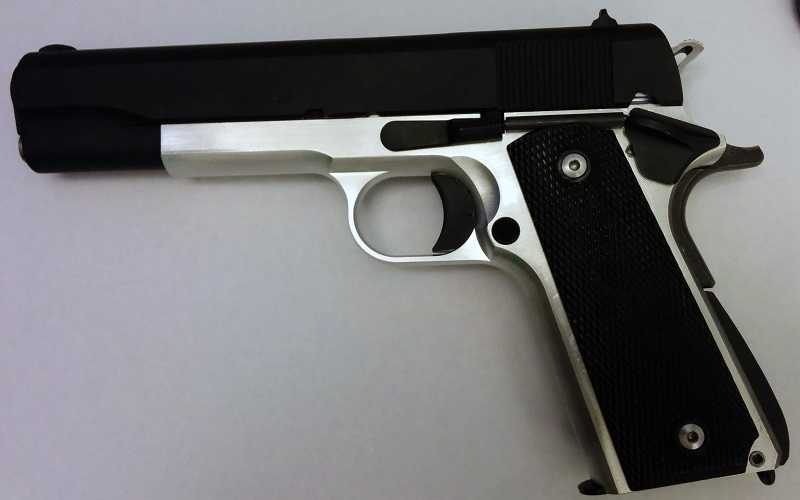 Stealth Arms 80% 1911 No Mill Needed W/ Promo Code [Archive]   Maryland  Shooters