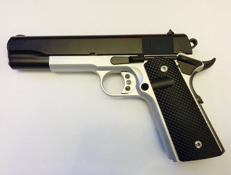 Stealth Arms 80% 1911 No Mill Needed w/ Promo Code [Archive] - Page ...