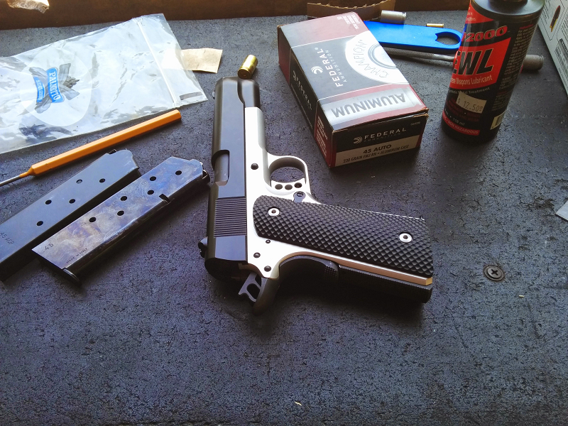Stealth Arms 80% 1911 No Mill Needed w/ Promo Code - Page 36 ...